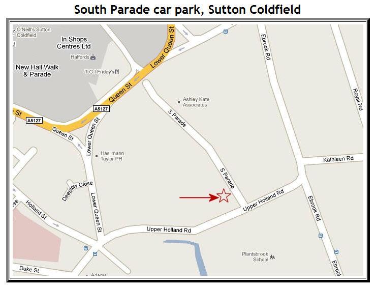South Parade Car Park